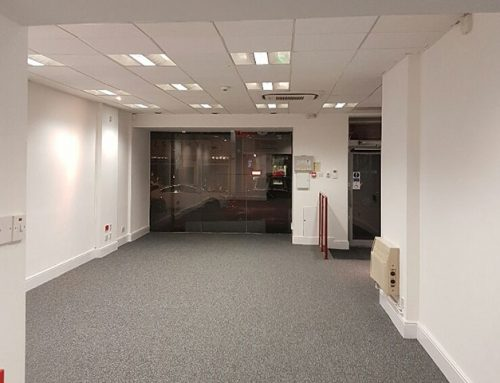 Colwyn Bay Commercial Refit