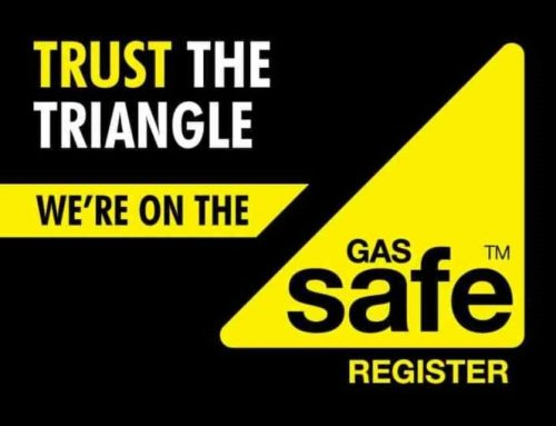 We are Gas Safe Contractors