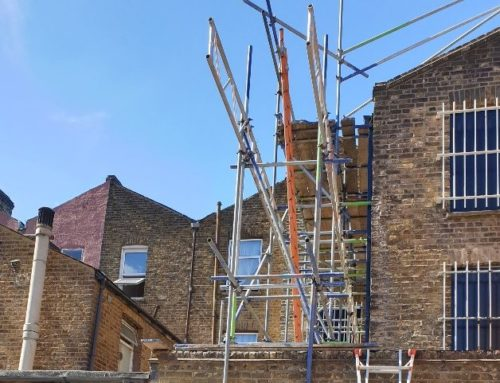 Canning town – roof replacement