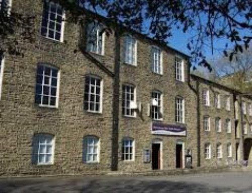 Local History – Helmshore Mill Textile Museum