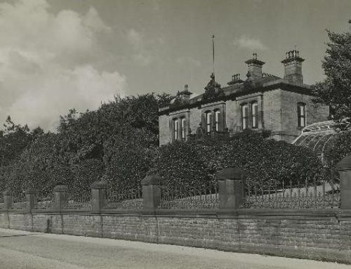 Local History- Edenfield-Horncliffe Mansion