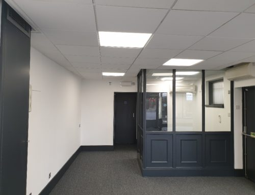 Helston Office Referbishment