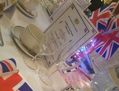 Bury Blind Society – A Night at The Proms Gala Dinner